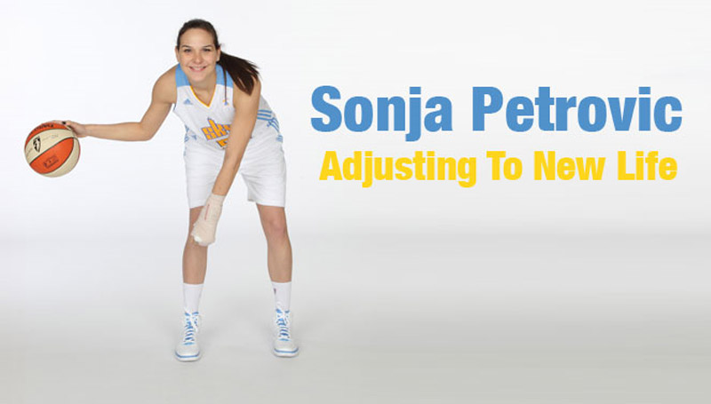 Sonja Petrovic – Adjusting To New Life